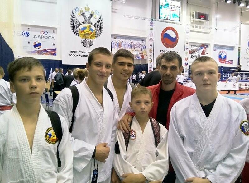 Ялтинские бойцы впервые поучаствовали в Играх боевых искусств, фото-8