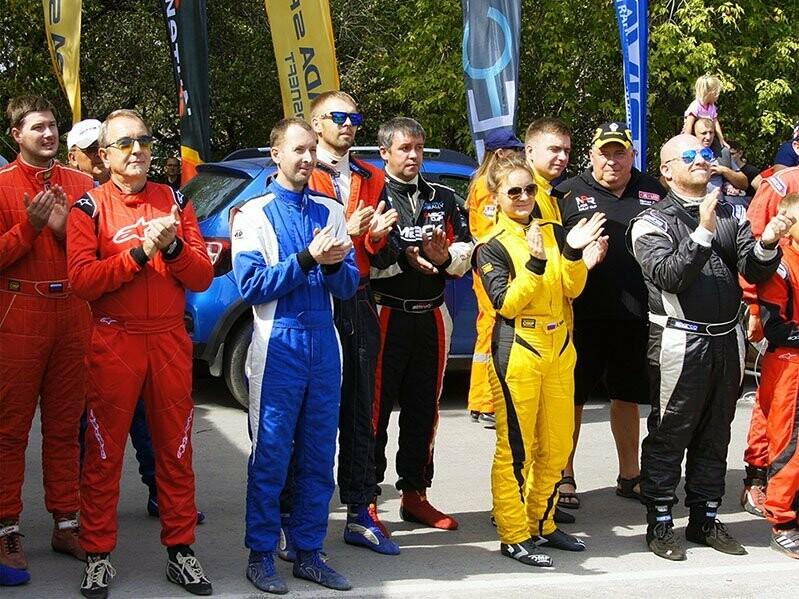 Ялтинский экипаж принял участие в ралли «Гуково-2018», фото-5