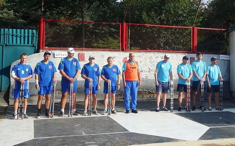 Ялтинцы в составе сборной Крыма стали четвертыми на Кубке России по городкам, фото-2