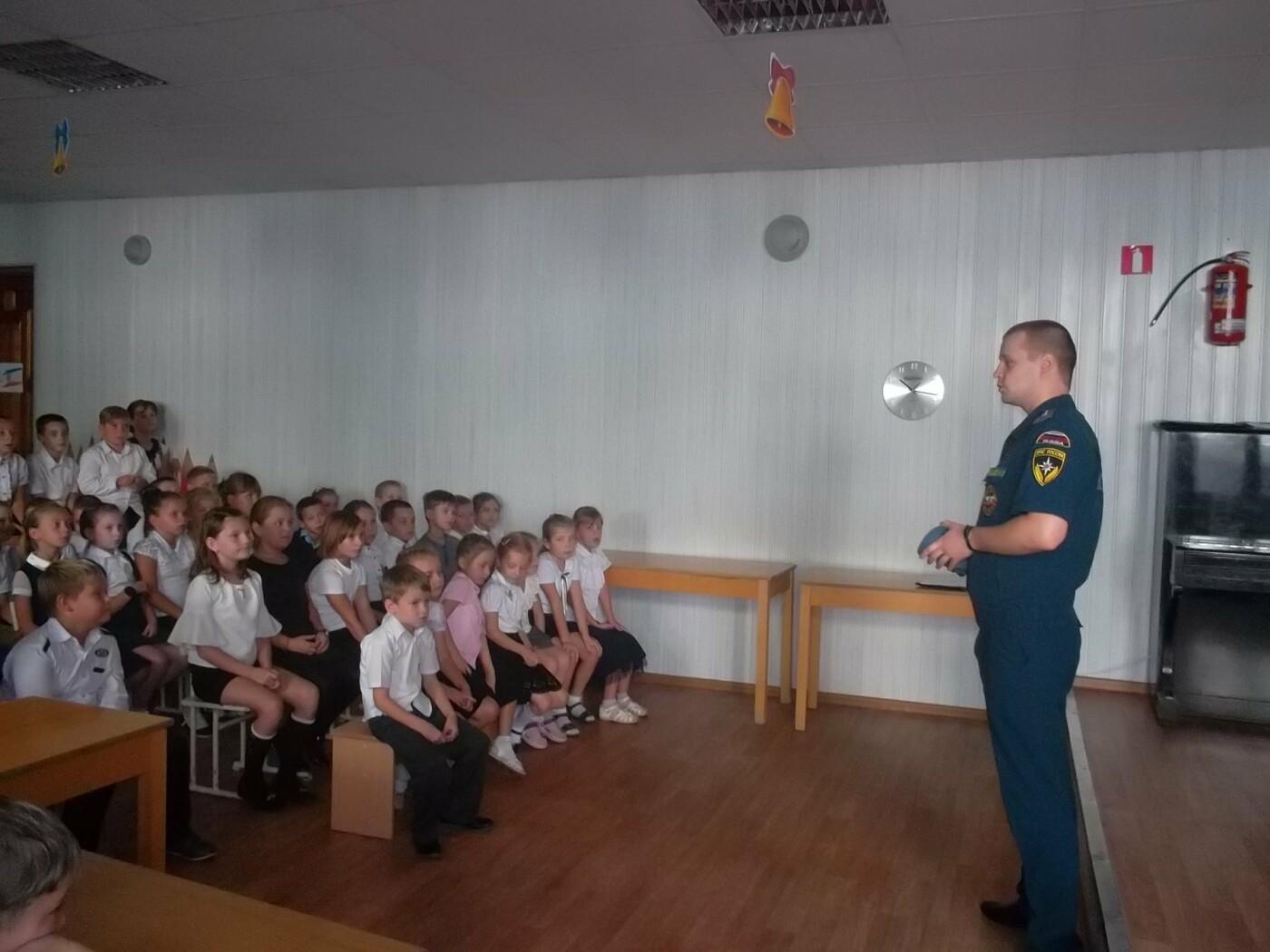 В Ялте сотрудники МЧС провели профилактические работы, фото-1
