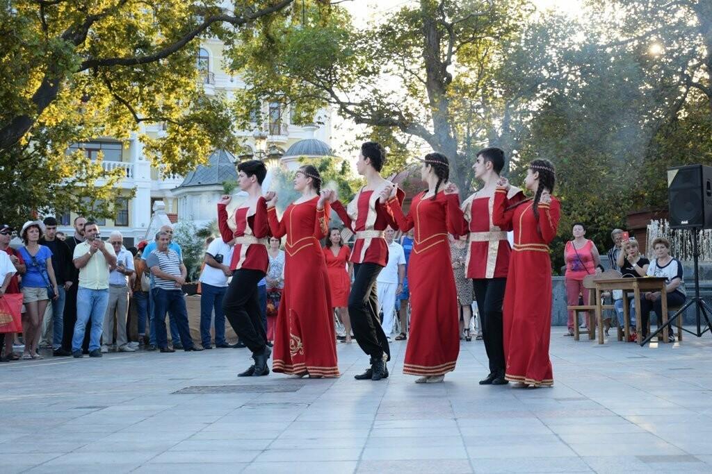 На Ялтинской Набережной  прошли «Дни армянской культуры в Крыму» , фото-2
