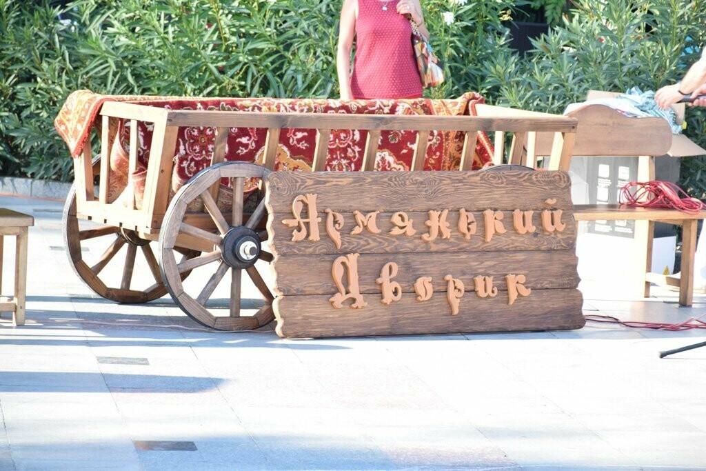 На Ялтинской Набережной  прошли «Дни армянской культуры в Крыму» , фото-3