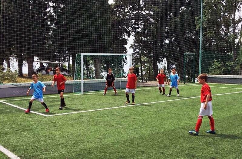 Юные ялтинские футболисты добыли три победы в Чемпионате Крыма, фото-1