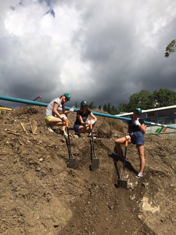 Итоги археологической практики в Ялте, фото-1