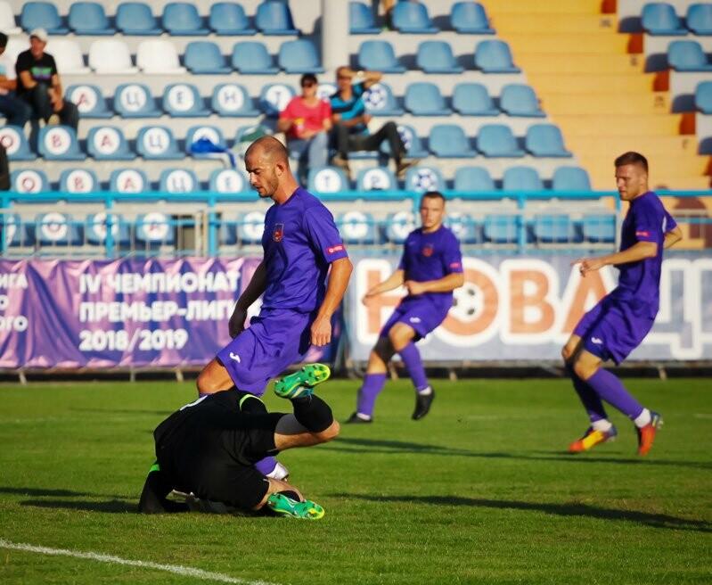 «Инкомспорт» ждет болельщиков на домашний матч с «Кызылташем», фото-1