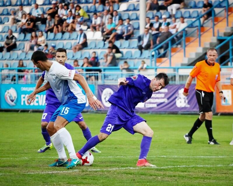 «Инкомспорт» ждет болельщиков на домашний матч с «Кызылташем», фото-13