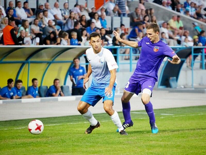 «Инкомспорт» ждет болельщиков на домашний матч с «Кызылташем», фото-14