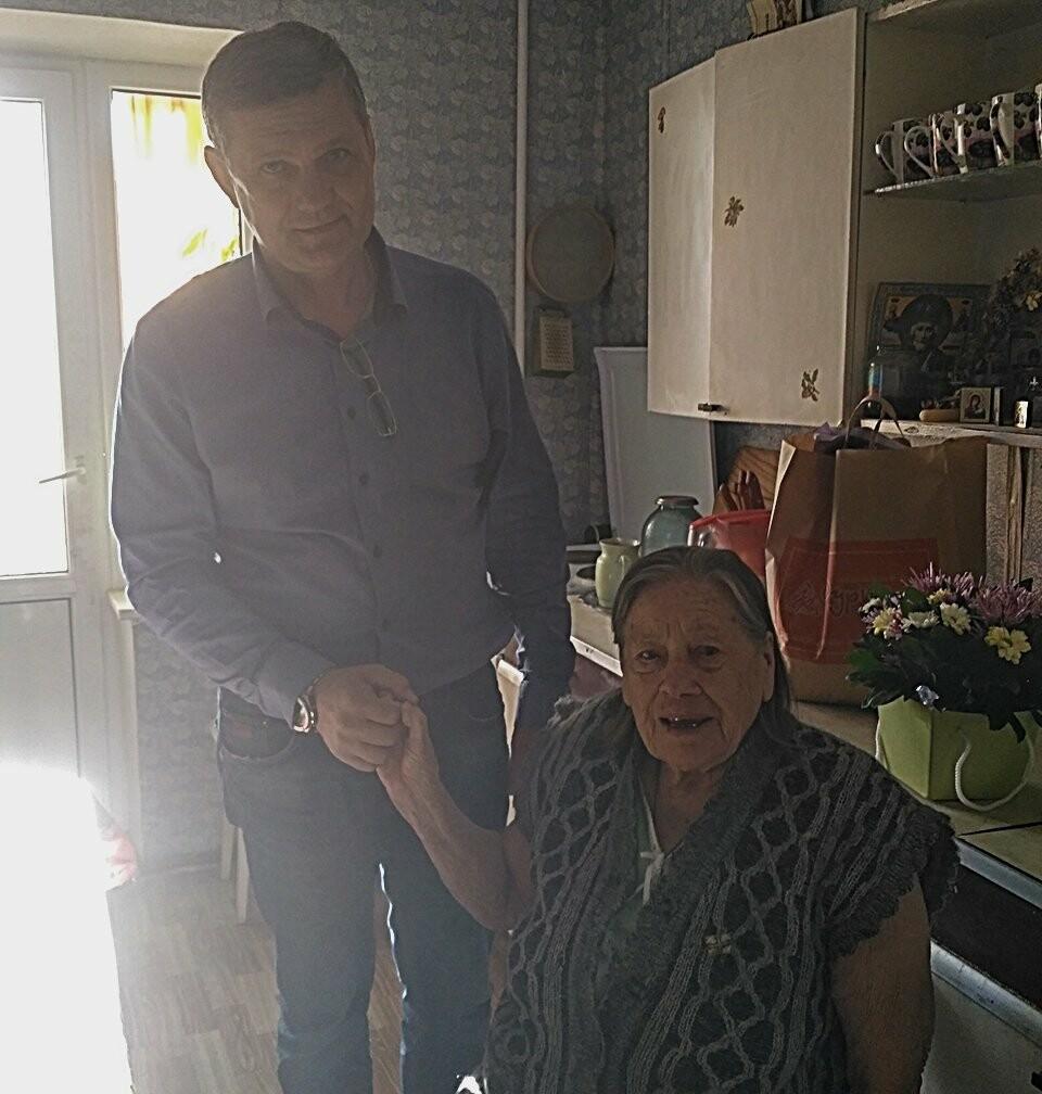 В Гаспре чествовали ветеранов, фото-1