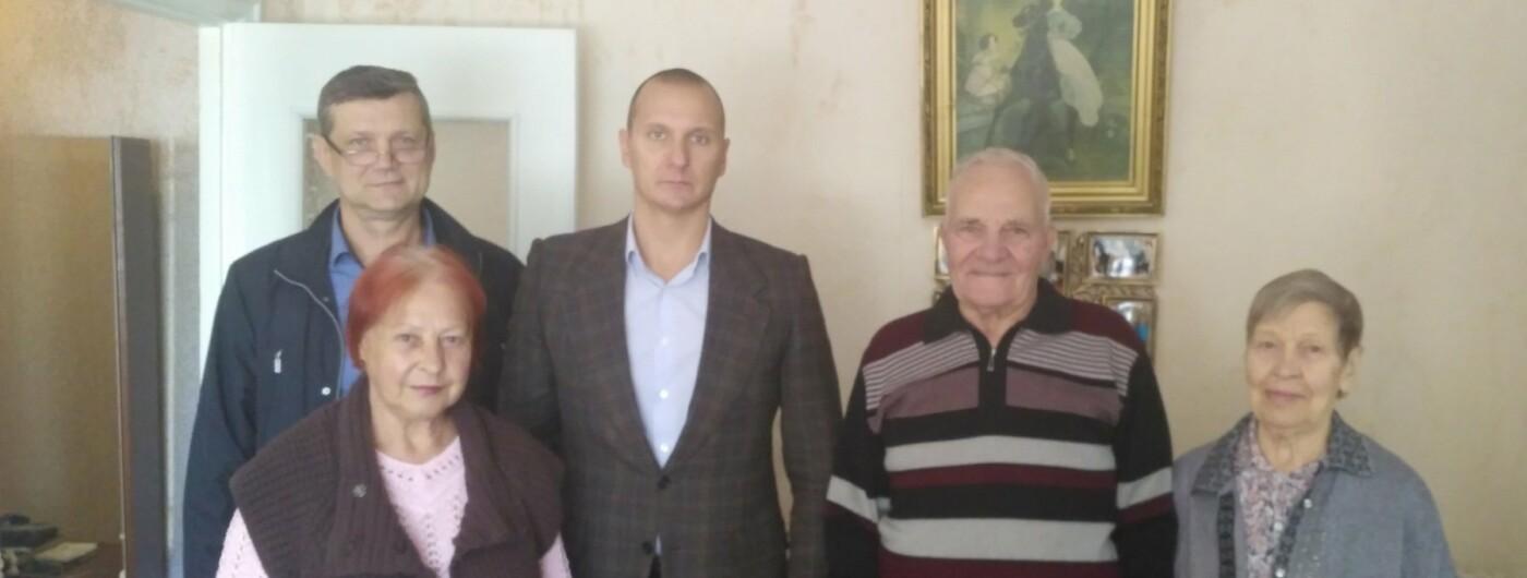 В Гаспре чествовали ветеранов, фото-2