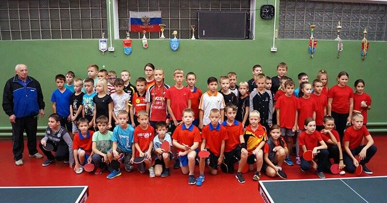 Ялтинские команды выиграли первые туры в Детской лиге Крыма по настольному теннису, фото-1