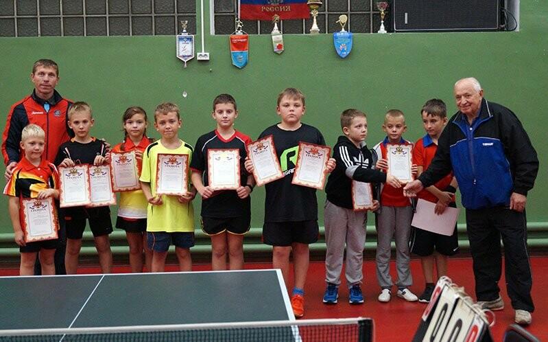 Ялтинские команды выиграли первые туры в Детской лиге Крыма по настольному теннису, фото-6