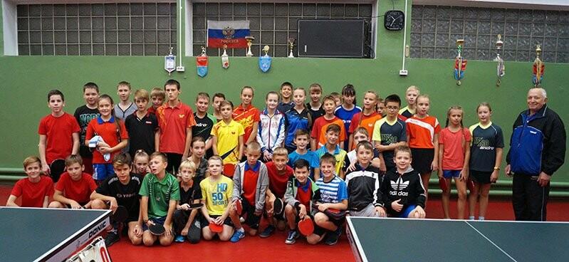 Ялтинские команды выиграли первые туры в Детской лиге Крыма по настольному теннису, фото-8