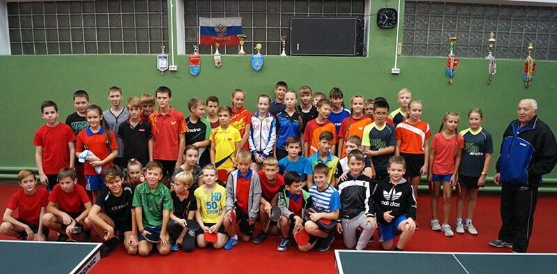Ялтинские команды выиграли первые туры в Детской лиге Крыма по настольному теннису, фото-10
