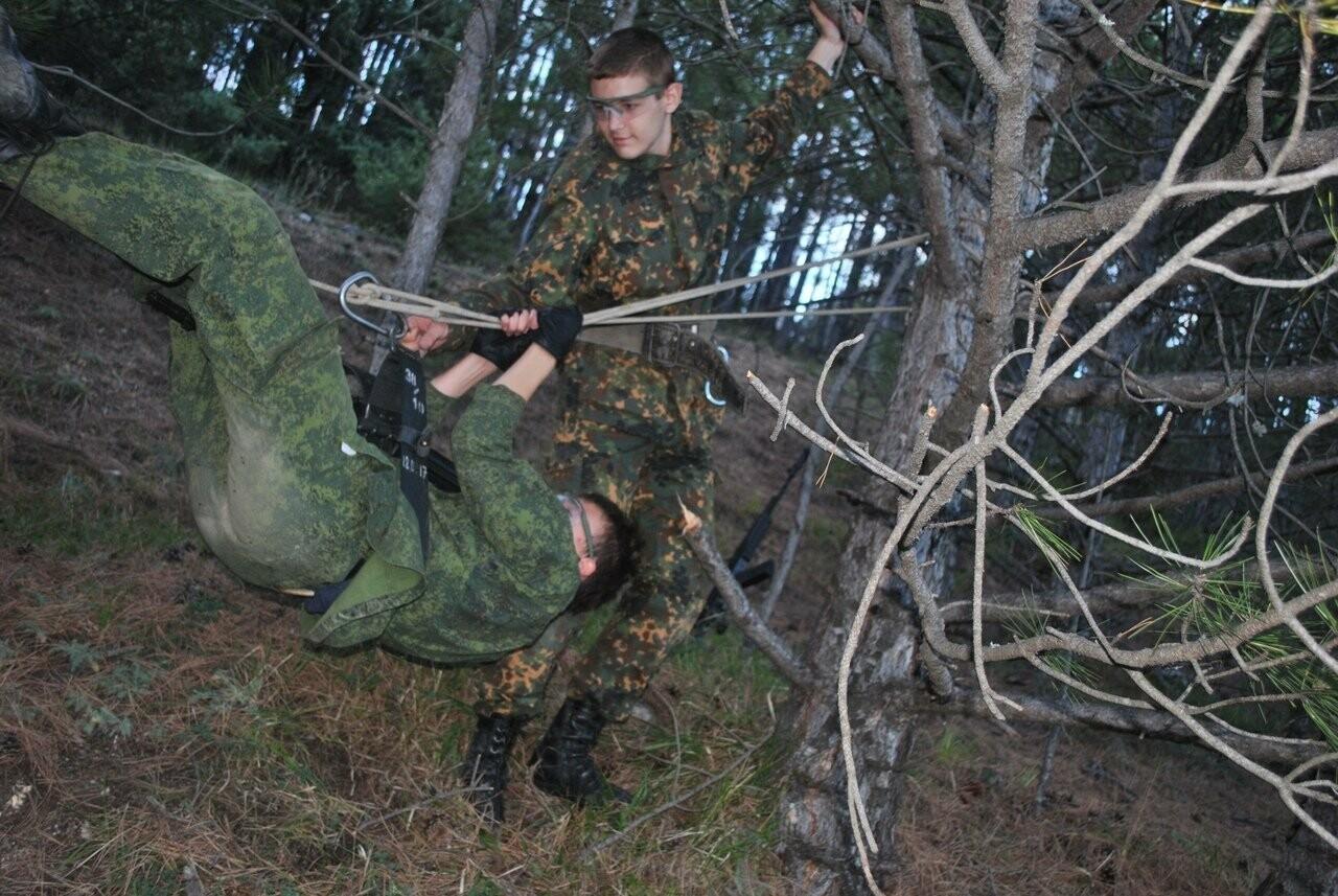 Школьники из Ялты провели свой первый полевой выход, фото-3