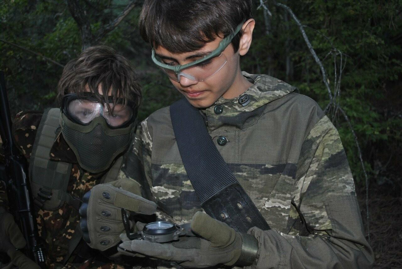 Школьники из Ялты провели свой первый полевой выход, фото-2