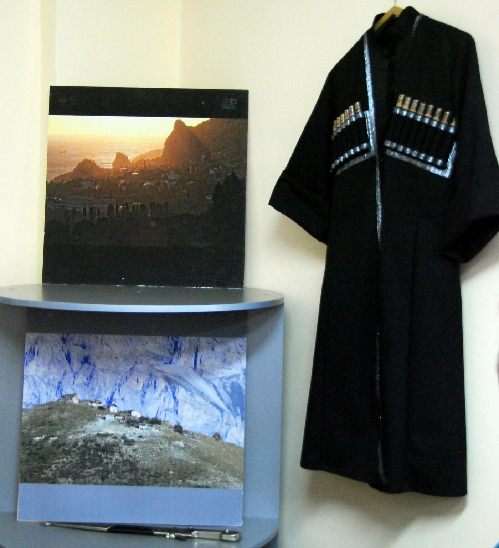 В Кореизской библиотеке-музее открылись Дни осетинской культуры, фото-1