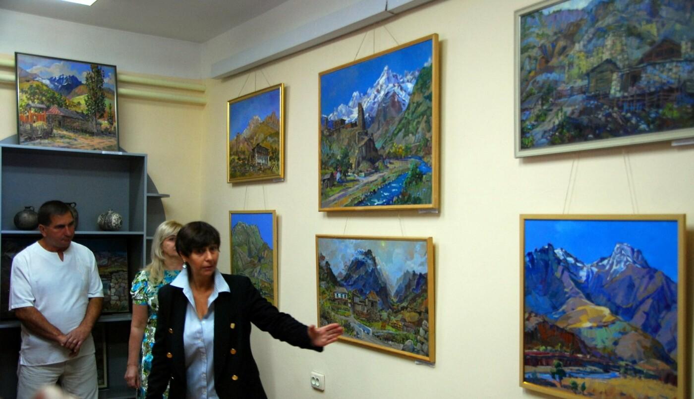 В Кореизской библиотеке-музее открылись Дни осетинской культуры, фото-4