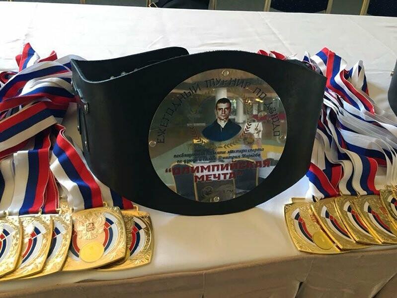 В Ялте турниром почтили память известного борца, фото-2
