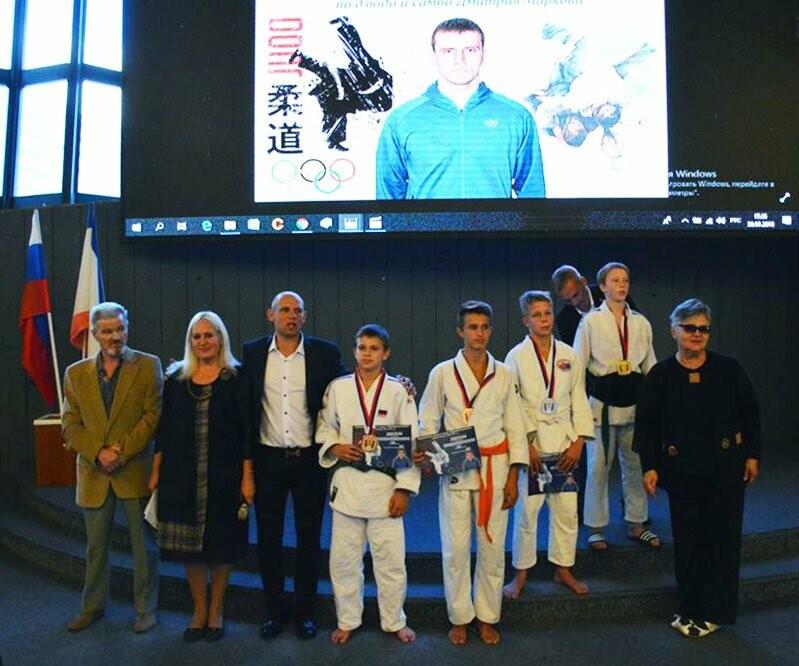 В Ялте турниром почтили память известного борца, фото-3