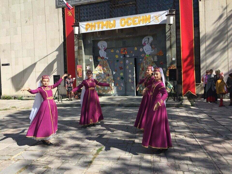 В Алупке провели II Региональный фестиваль «Ритмы осени», фото-4