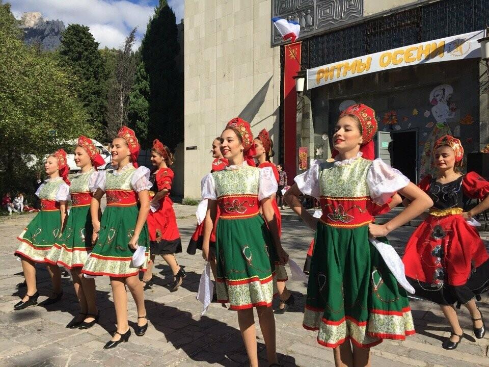 В Алупке провели II Региональный фестиваль «Ритмы осени», фото-1