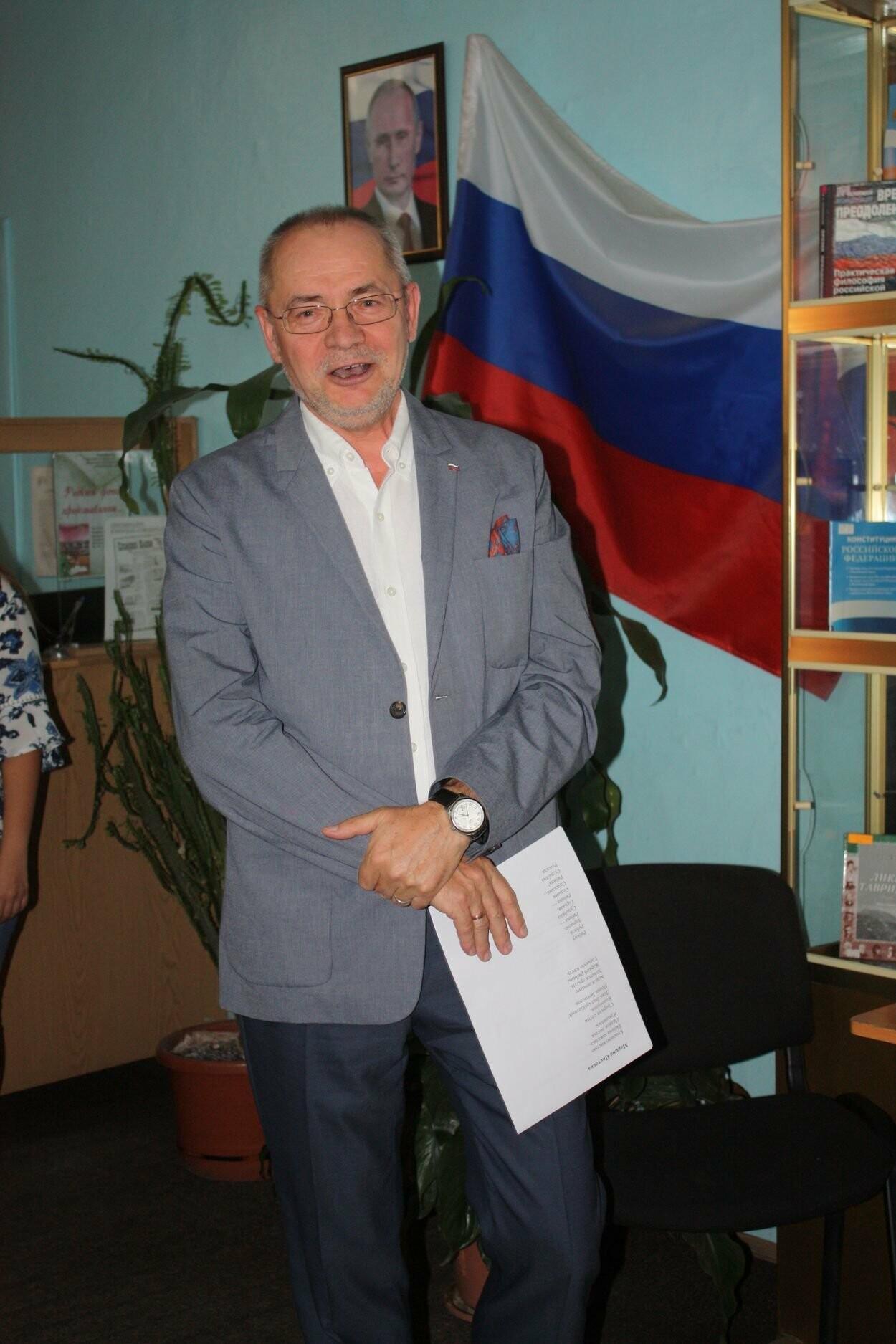В Ялтинской академии разожгли Цветаевский костёр, фото-7