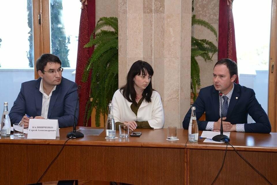 В Ялте прошло заседание Комитета Государственного Совета Республики Крым по имущественным и земельным отношениям, фото-1