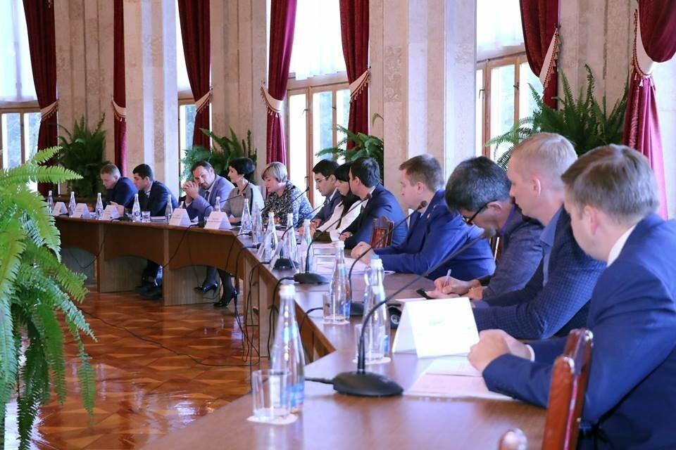 В Ялте прошло заседание Комитета Государственного Совета Республики Крым по имущественным и земельным отношениям, фото-2