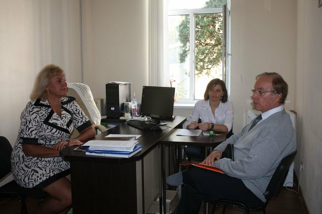Профессор из Франции провёл занятие со студентами Гуманитарно-педагогической академии в Ялте, фото-5