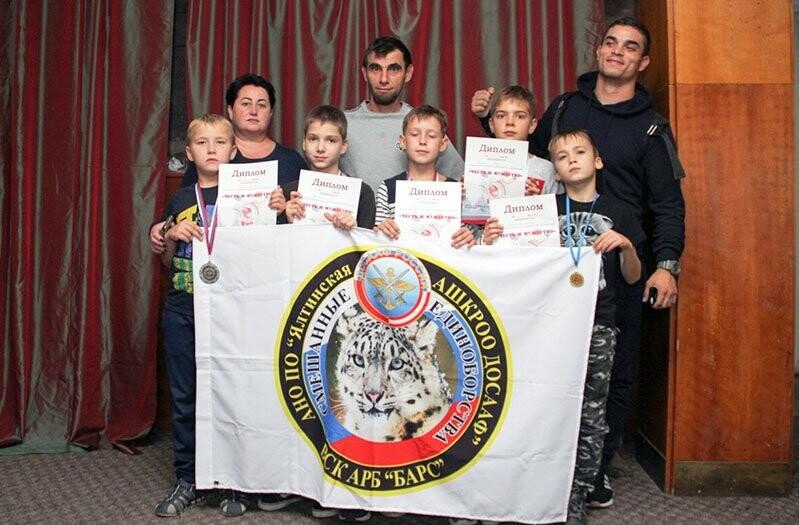 Ялтинцы успешно выступили на двух бойцовских турнирах, фото-8