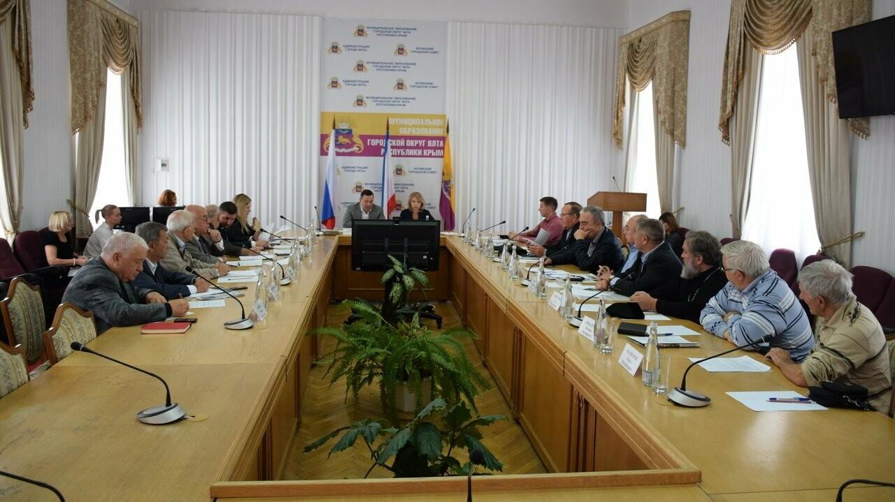 Совет старейшин Ялты провел очередное заседание, фото-3