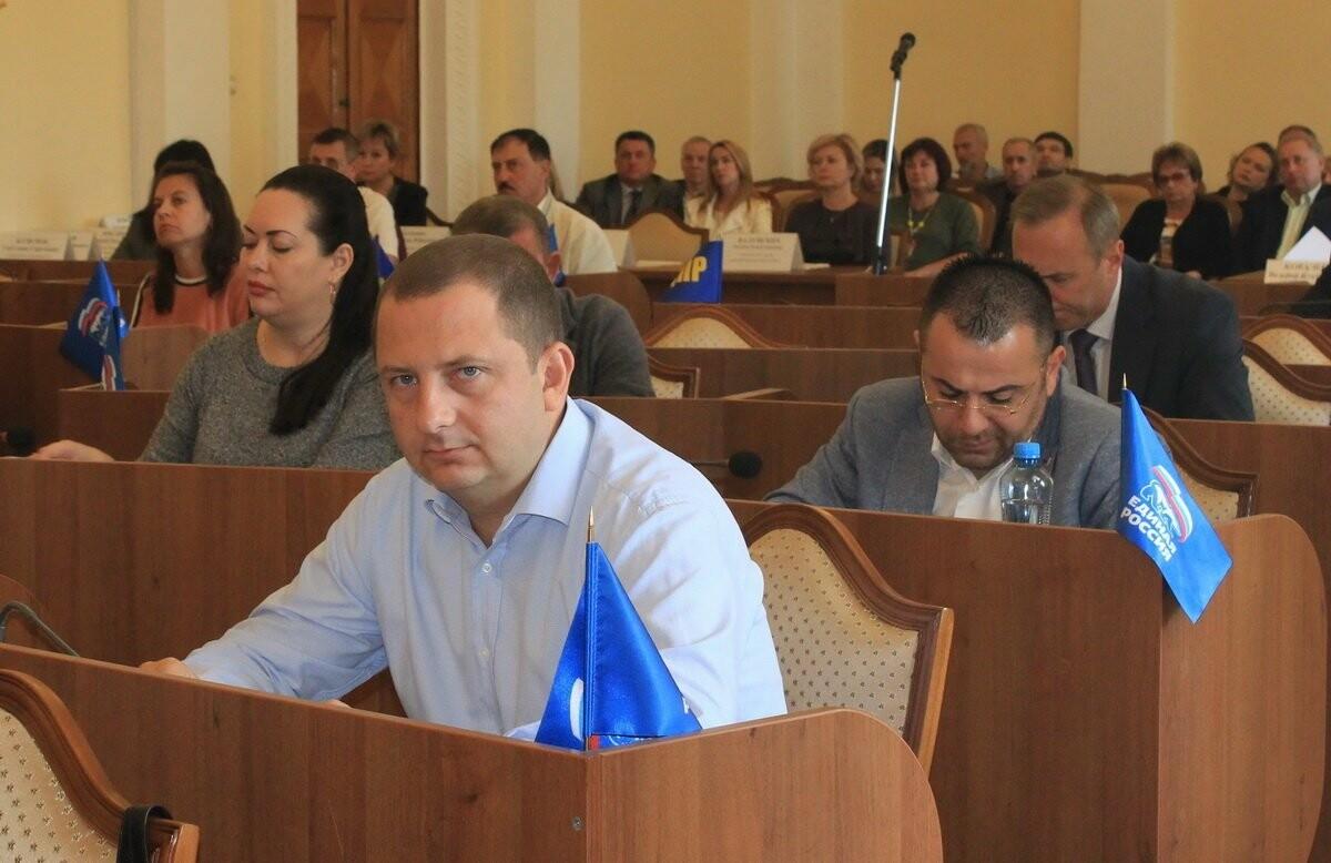 Состоялась внеочередная сессия Ялтинского городского совета, фото-3