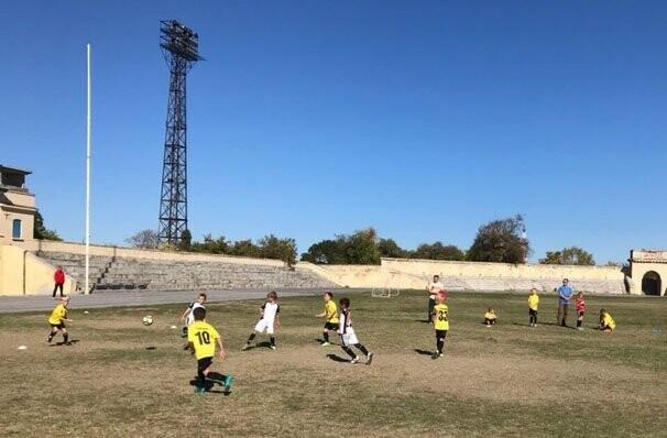 У юных ялтинских футболистов — три победы за неделю, фото-1