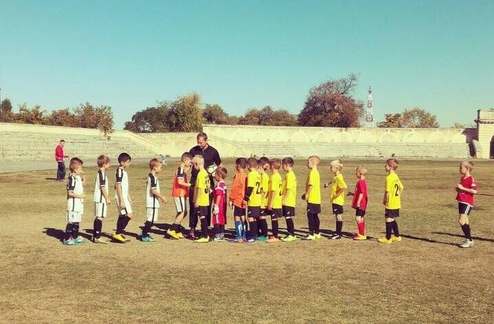 У юных ялтинских футболистов — три победы за неделю, фото-3