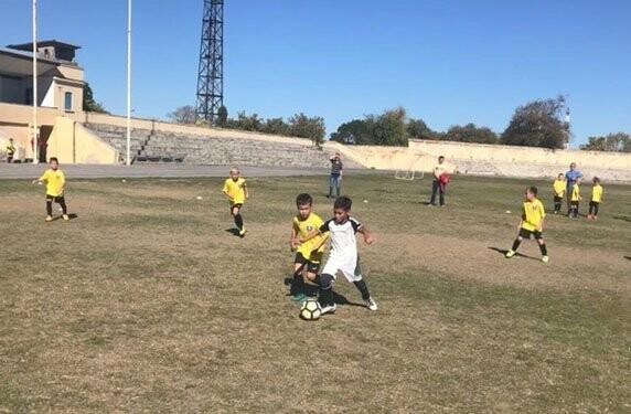 У юных ялтинских футболистов — три победы за неделю, фото-4