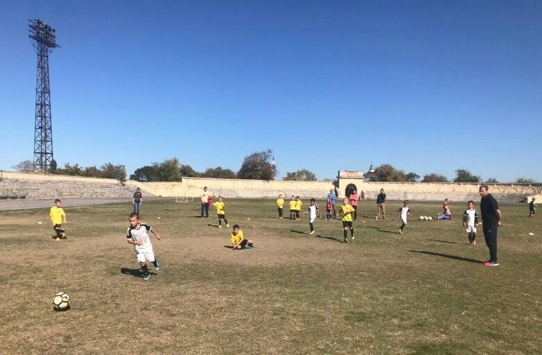 У юных ялтинских футболистов — три победы за неделю, фото-5