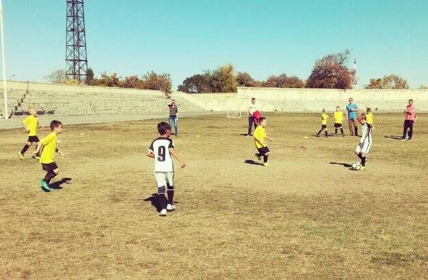 У юных ялтинских футболистов — три победы за неделю, фото-6