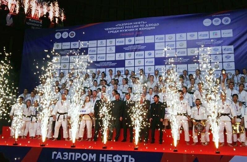 Алупкинские дзюдоистки стали чемпионками России, фото-1