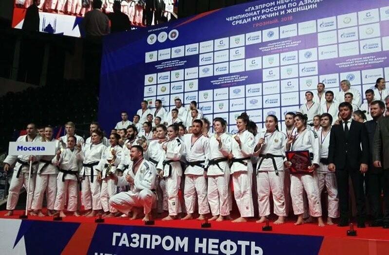 Алупкинские дзюдоистки стали чемпионками России, фото-2