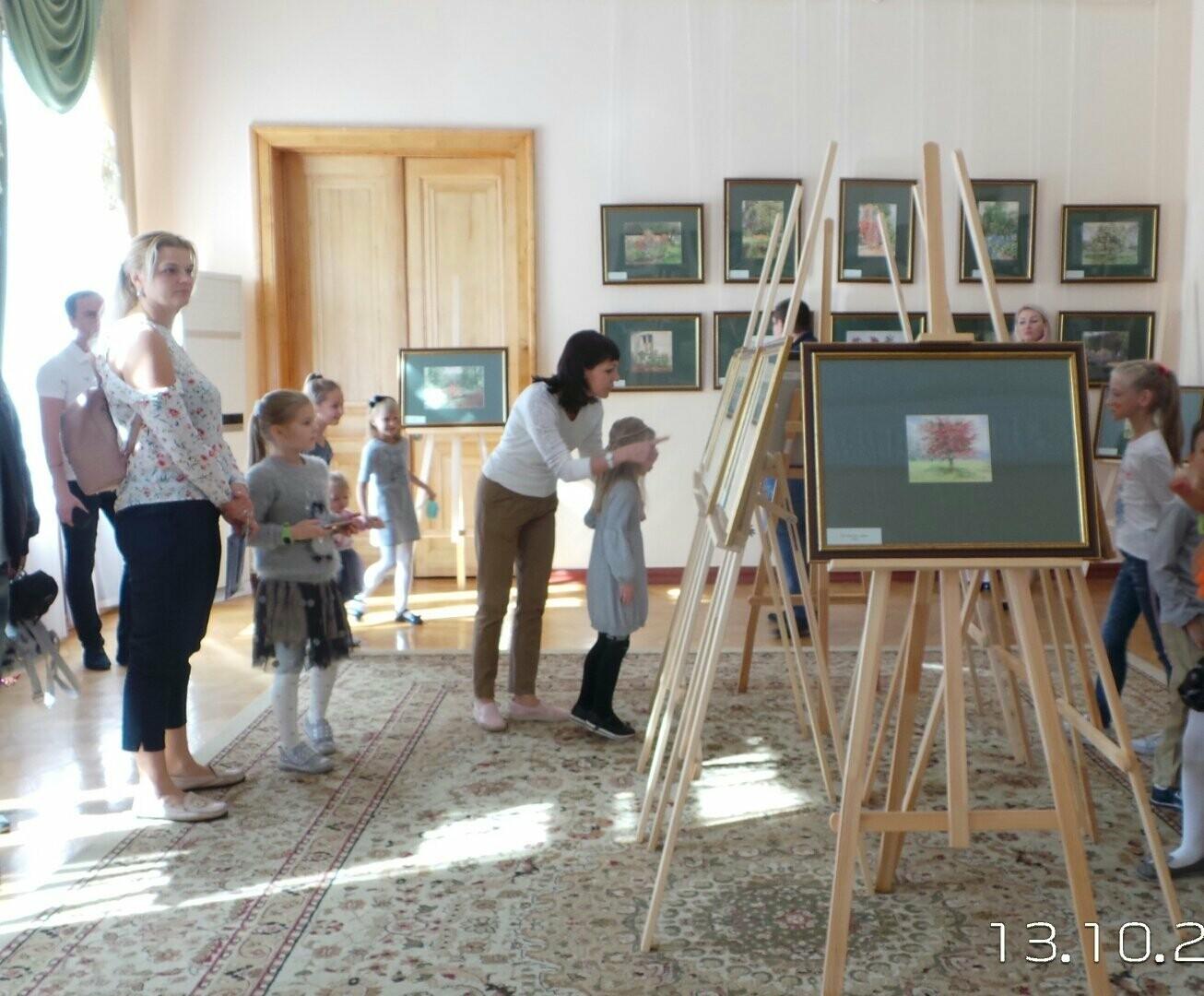 Воспитанников изостудии «Парадиз» посвятили в художники в стенах Ливадийского дворца-музея, фото-3