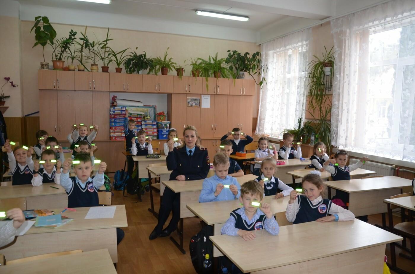 Школьникам Ялты расскажут о дорожной безопасности, фото-2