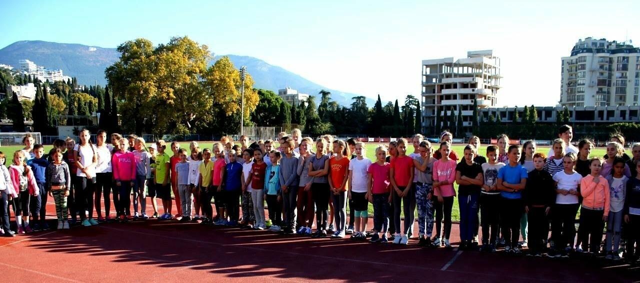 В Ялте определили сильнейших из 150 юных легкоатлетов, фото-3