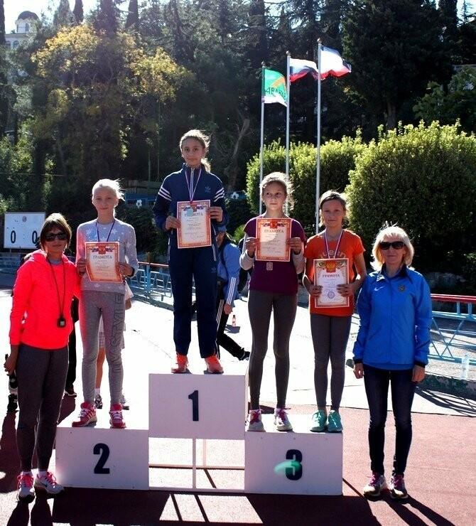 В Ялте определили сильнейших из 150 юных легкоатлетов, фото-4