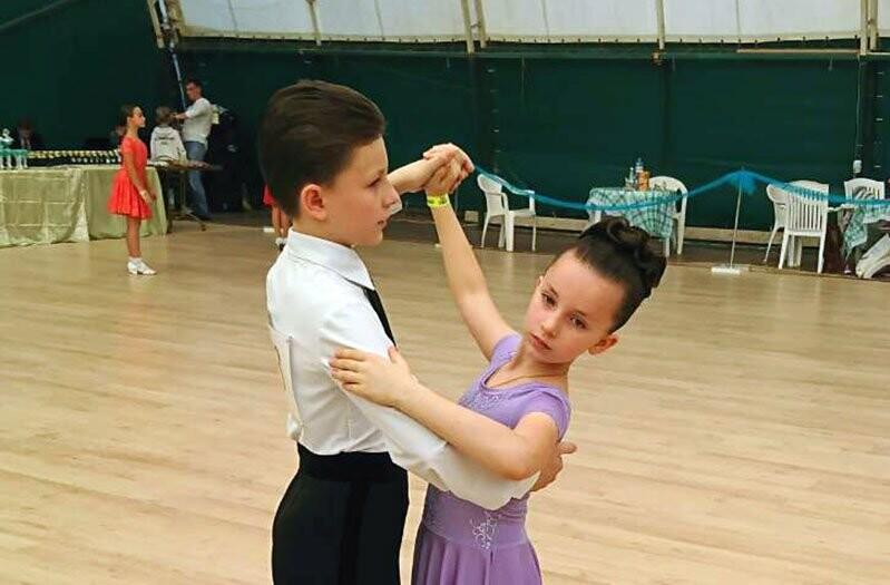 Три ялтинские танцевальные пары победили в Саках, фото-4