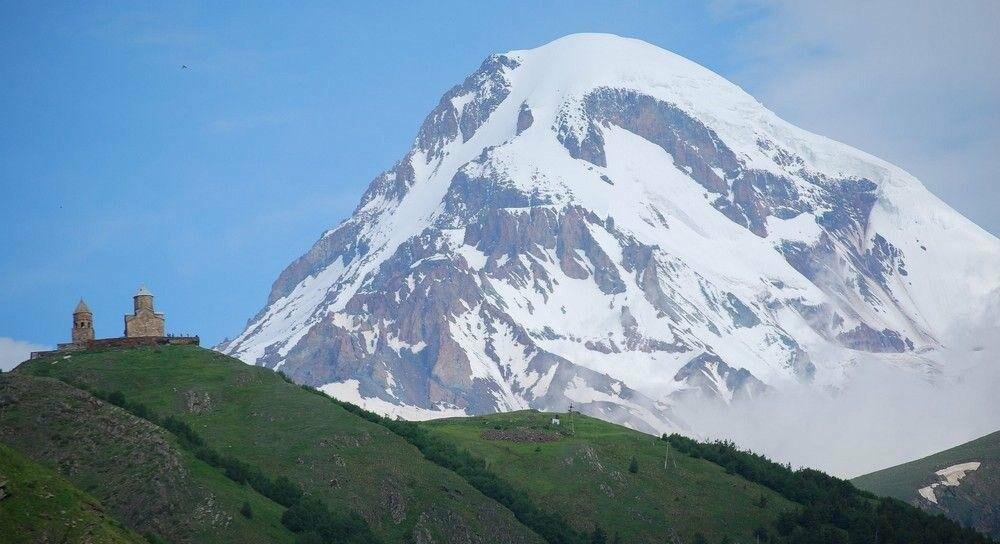 Ялтинец покорил гору Казбек, фото-1