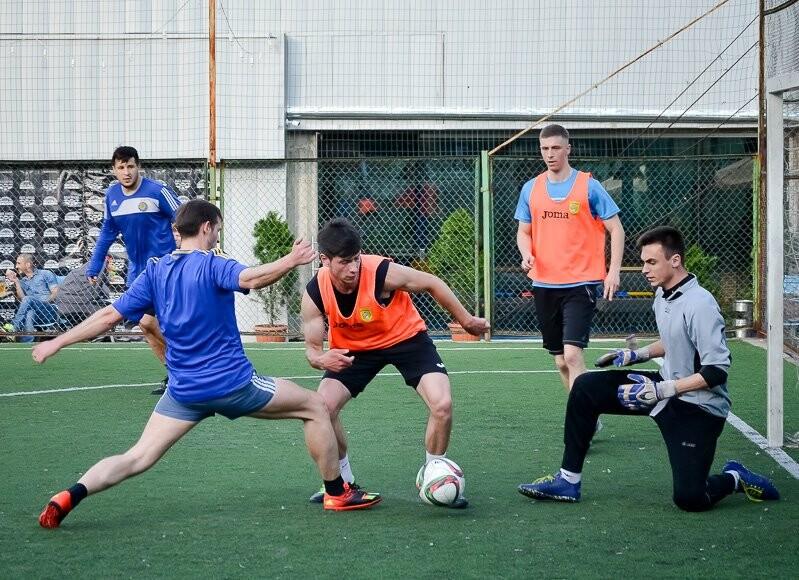 В Ялте проведут турнир по мини-футболу среди футболистов-ветеранов, фото-2