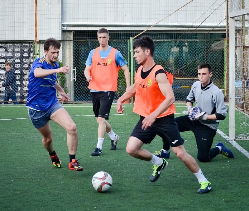 В Ялте проведут турнир по мини-футболу среди футболистов-ветеранов, фото-1