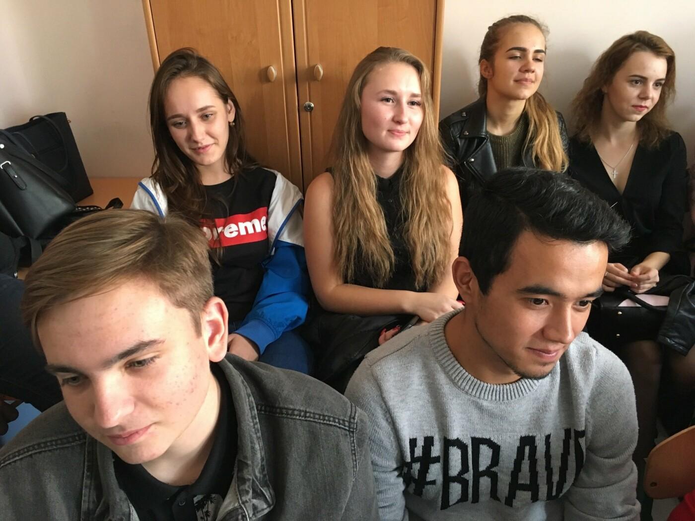Исторический клуб провел выездное заседание в ялтинской школе, фото-2