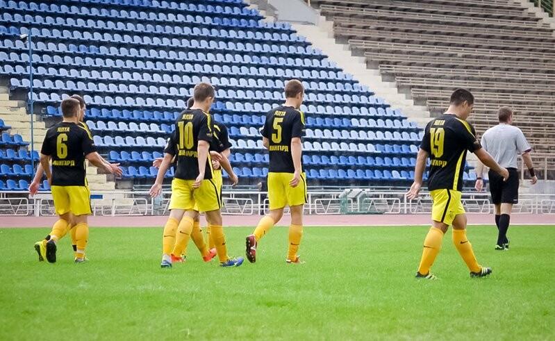 Ялтинцы удачно отыграли очередной тур любительского чемпионата Крыма, фото-1