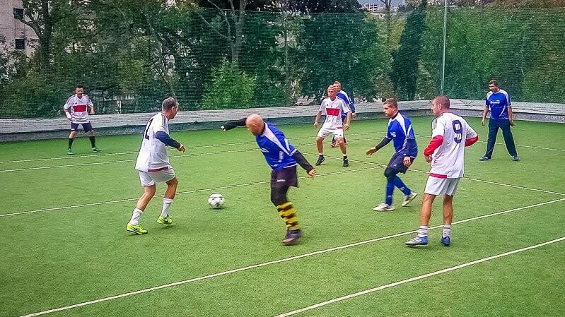 Севастопольские ветераны выиграли в Ялте мини-футбольный Кубок «Волны», фото-2